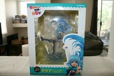 KADOKAWA KonoSuba Aqua Sneaker Bunko 30th Anniversary 1/7 Anime Figure AUTHENTIC