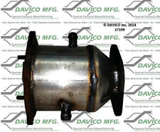 Catalytic Converter-Exact-Fit Front Left Davico Exc CA 17199