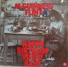 "7"" 1971 ! MCGUINNESS FLINT : Happy Birthday Ruthy Baby"
