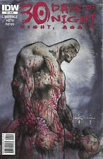 30 Days Of Night Again Comic Issue 4 Modern Age First Print 2011 Lansdale Kieth