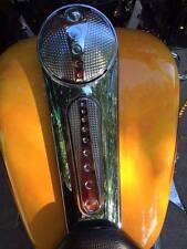 CHROME-E-O Chrome Dash Insert Street / Road Glide Harley  2008-2015 FLHX FLTR