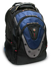 """SwissGear IBEX GA-7316-06F00 Carrying Case (Backpack) for 17"""" Notebook - Blue"""