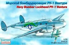 1/72 Navy Bomber Lockheed PV-1 Ventura EASTERN EXPRESS MODEL KIT 72267