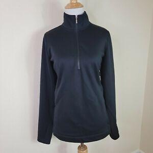 Nike Golf Tour Performance Women's Large Therma Fit 1/4 Zip Pullover Sweatshirt