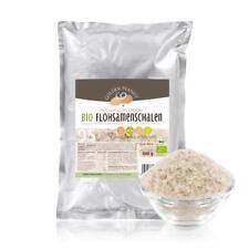 Bio Flohsamenschalen 95% Reinheit 500 g Beutel