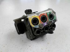 OEM AUDI Q7 AIR SUSPENSION CONTROL VALVE UNIT & OEM AUDI AIR COMPRESSOR