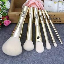 kiko Metal brush set 6pcs Brush Set makeup brush
