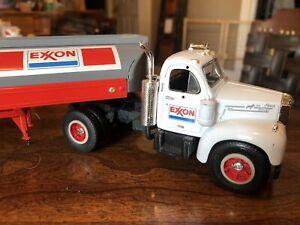 First Gear Mack Truck Exxon Tanker (1993) Excellent Condition