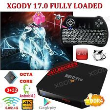 XGODY 3G/32G Smart Android 6.0 TV BOX Octa Core NEW 17.0 Fully Load Media DDR4