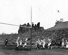 Cfl 1952 Grey Cup Game Action Toronto Argos vs Edmonton Eskimos 8 X 10 Photo Pic