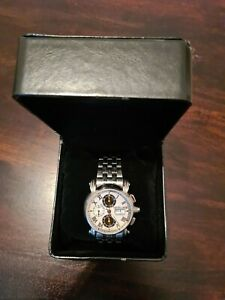 Excellent ETA / Valjoux 7750 Automatic Chronograph Watch by Roberto Cavalli