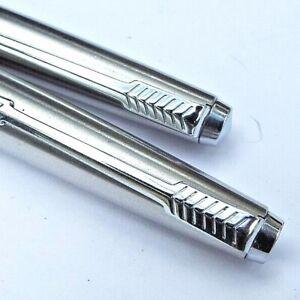 Vintage Flighter Parker 21 demi 0.9mm lead Pencil & Parker 45 Ballpoint pen USA