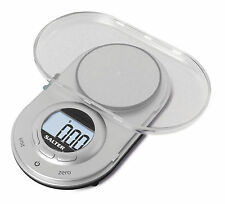 Salter Micro Precision Digital Kitchen Scale Mini Pocket Portable Weighing Scale