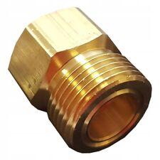 """Regulador de reducción de presión ARGÓN W21, 8x1/14 - 3/4"""" Botella de Gas Válvula CO2 Ar/CO2"""