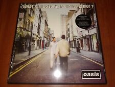 OASIS WHAT'S THE STORY MORNING 2x LP *DELUXE EU PRESS 180g VINYL REMASTERED New