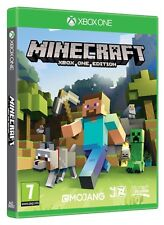 Minecraft Xbox One MINT - Super FAST DELIVERY