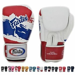 Fairtex Boxing Gloves Muay Thai Pride 14oz Training Gloves Limited Edition
