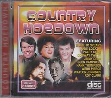 COUNTRY HOEDOWN - ORIGINAL ARTISTS - CD - NEW -