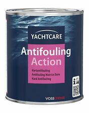 27 /l Yachtcare Antifouling Action rot 2 5l Hartantifouling