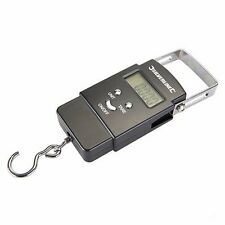 ELECTRONIC POCKET BALANCE 40kg CAPACITY SCALES WEIGH LUGGAGE WEIGHT P371