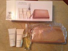 Donna Karan Cashmere Mist Luxuries 4 Piece Set Eau De Parfum Spray Creme Lotion