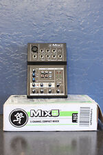 Mackie Mix5 5-Channel Compact Mixer , Scratch & Dent Closeout