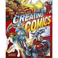 The Ultimate Guide to Creating Comics, William Potter and Juan Calle,  b 15