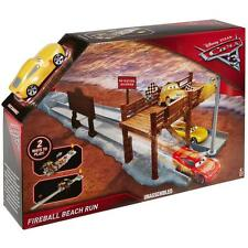 Disney Cars 3  / DVT47 /  Story Playset /  Fireball Beach Renntraining