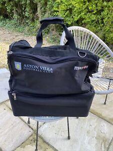 Large Aston Villla Football Club Macron Club Kit Bag 57cm Length