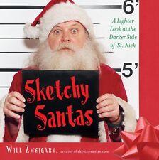 Sketchy Santas: A Lighter Look at the Darker Side