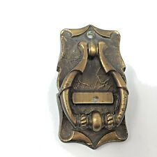 Vintage Front Door Knocker Home Decor Solid metal Antiqued Brass / Bronze finish
