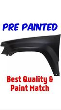 PRE PAINTED Driver LH Fender for 2005-2010 Jeep Grand Cherokee w Free Touch Up