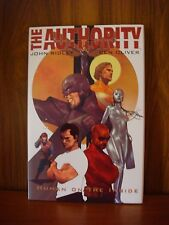 The Authority: Human on the Inside - John Ridley WildStorm/DC 2004 HC w/DJ