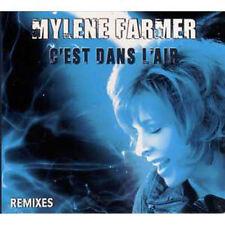 MAXI CD Mylene Farmer C'est dans l'air Part 1 Remixes