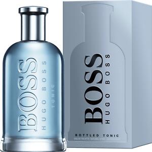 Hugo Boss Bottled Tonic Eau de Toilette 200ml EDT Brand New Sealed