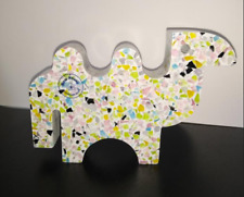 Rare Now House by Jonathan Adler Terrazzo Resin Camel New Sold Out!