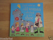 KATE TOMS - THERE WAS AN OLD WOMAN WHO LIVED IN A SHOE  *NEW*