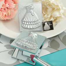 1 Girls Night Out Dress Compact Mirror Favor Bridal Shower Party Make-Up Make Up
