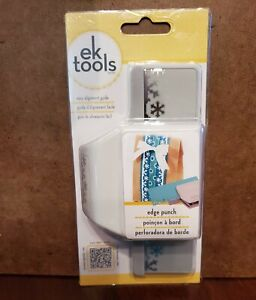 EK Tools Snow Flurries Border Punch BNIB Snowflake Winter Christmas