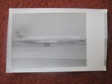 PHOTO CARAVELLE AIRLINER TAP PORTUGAL CS-TCA