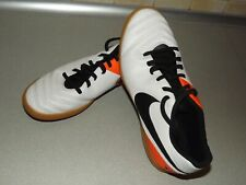 Nike Men Tiempo Training Trainers White (UK 8.5  EUR 43) Sports Football  Shoes