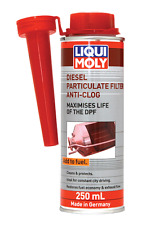 Liqui-Moly Diesel Particulate Filter Anti-clog for VW Skoda Nissan Toyota Subaru