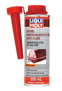 Liqui-Moly Diesel Particulate Filter Anti-clog for VW Skoda Nissan Toyota Subaru