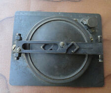 original alter Kompass  von Hildebrand Freiberg Sachsen Hängekompass Artillerie