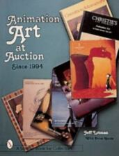 Animation Art at Auction : Recent Years by Jeff Lotman (1998, Hardcover)