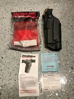 Safariland 6360-3832 Glock 20/21 Light IT M3 Duty Holster ALS/SLS STX LH - NEW