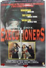 EXECUTIONERS Movie Poster made in 1996