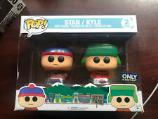"""South Park Stan and Kyle Funko Pop Best Buy Exclusive (2-Pack) """" Box Issues """""""
