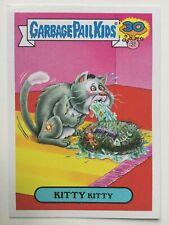 Garbage Pail Kids Topps Sticker 2015 30th Anniversary Kitty Kitty 1a