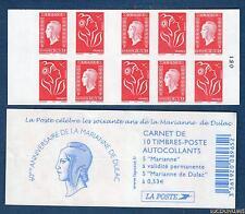Carnet - 1513 - Type Les soixante de la Marianne de Dulac  N° 3744a 3841 - NEUF